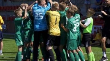 Lõppes  jalgpallifestival Tallinn Cup 2019! Turniiril mängiti karikatele ja medalitele viies vanuse kategoorias.