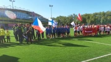 Algas rahvusvaheline jalgpalliturniir Tallinn Cup 2019. Mitusada noort jalgpallurit alustavad võistlus parimatele kohtadele ja parimatele auhindadele.