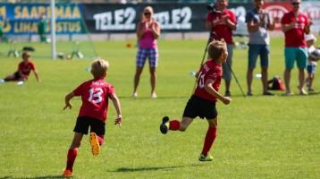 Tallinn Cup 2021 on monien jalkapalloseurojen kesätapahtuma! Tule joukkueen kanssa, tule seuran kanssa -  Me sinua odotamme!