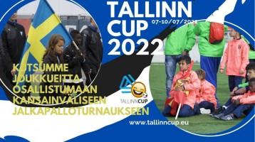 Tallinn Cup - Olemme aloittaneet vuoden 2022 tervetulokampanjan. Nyt meillä on varaushinnat, ja sinulla on mahdollisuus säästää rahaa ja osallistua kilpailuun eri Euroopan maiden joukkueiden kanssa ...