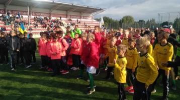 Tallinn Cup 2018! The International Football Tournament has started!!