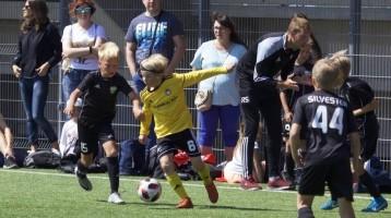 Laste jalgpalliturniir Tallinn Cup 2019! Jaanuari jooksul kinnitas lausa mitu tiimi meie turniiril osalemise!