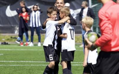 Детские турниры по футболу 2016 в испании