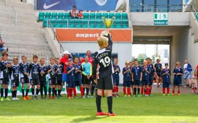 Фестиваль футбола Tallinn Cup 2017. Определены даты предстоящего турнира.