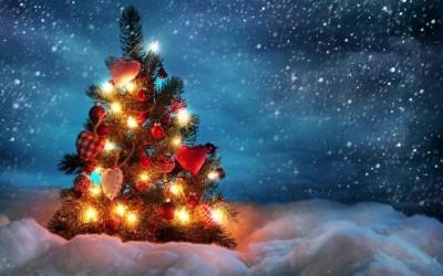 Tallinn Cup желает вам счастливого Рождества и Нового Года, полного забитых голов!!