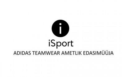 iSport ja Adidas on Tallinn Cup ametlik varustuspartner!!!
