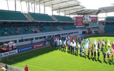 Новые команды на Tallinn Cup 2017