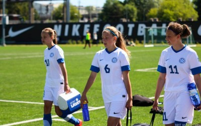 Täna kinnitas oma osaluse Eesti tüdrukute U15 koondis!