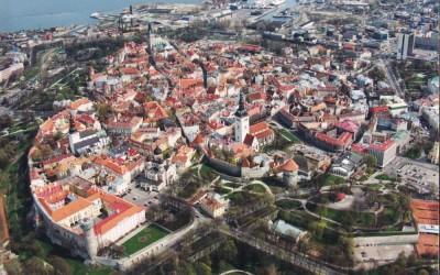 Добро пожаловать в средневековый Таллинн!