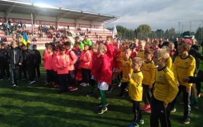 Tallinn Cup 2018! Международный турнир для детей стартовал!!