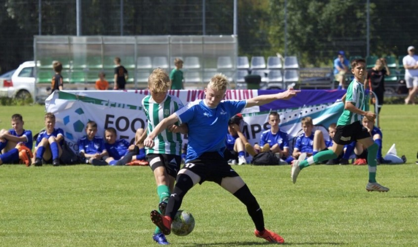 Tallinn Cup 2020!! New clubs and countries will participate next season !! What kind? See more details ..