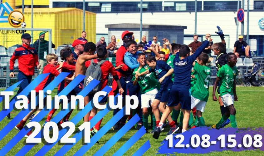 New dates for the Tallinn Cup 2021! In accordance with the recommendations of the Estonian Health Department...