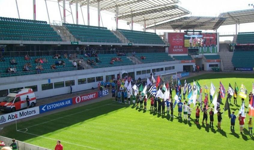 Tallinn Cup 2017. New clubs!!