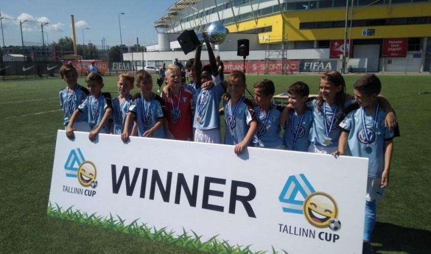 Viimane päev rahvusvahelisel jalgpalliturniiril Tallinn Cup 2018 oli täis kirge ja häid sportlikke emotsioone.